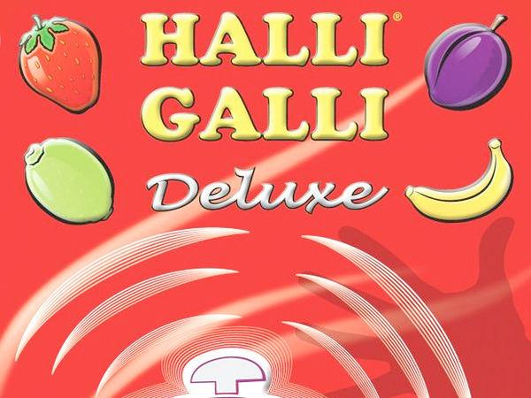 Bild zu Alle Brettspiele-Spiel Halli Galli Deluxe