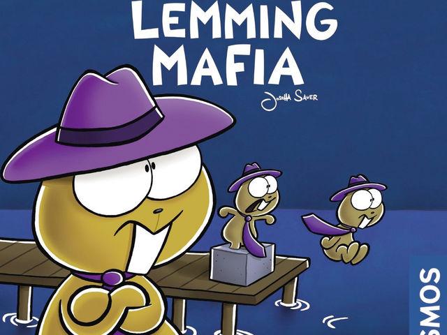 Nicht lustig: Lemming Mafia Bild 1