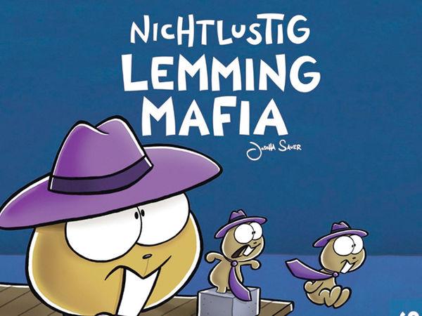 Bild zu Alle Brettspiele-Spiel Nicht lustig: Lemming Mafia