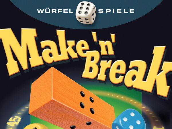 Bild zu Alle Brettspiele-Spiel Make 'n' Break: Würfelspiel