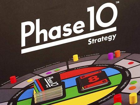 Phase 10: Das Brettspiel