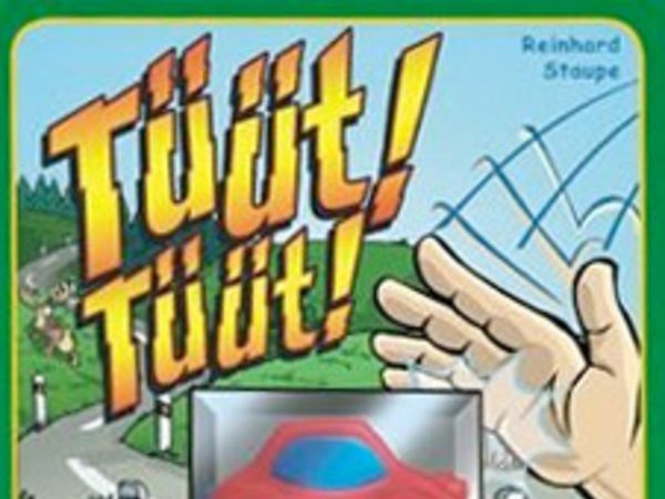 Bild zu Alle Brettspiele-Spiel Tüüt! Tüüt!