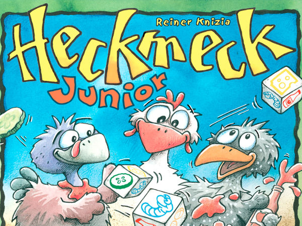 Bild zu Alle Brettspiele-Spiel Heckmeck Junior