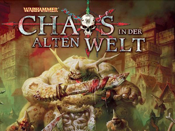 Bild zu Alle Brettspiele-Spiel Chaos in der Alten Welt