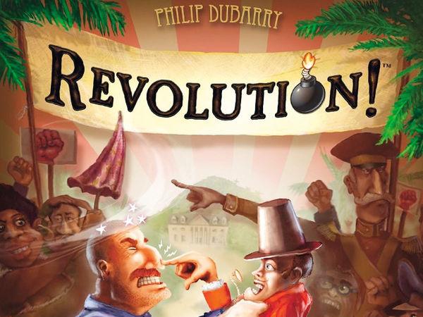 Bild zu Alle Brettspiele-Spiel Revolution!