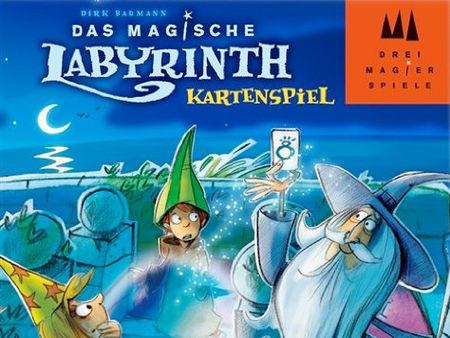 Das magische Labyrinth: Kartenspiel