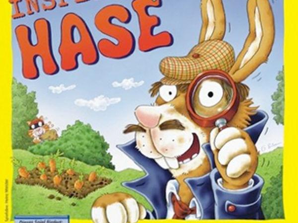 Bild zu Alle Brettspiele-Spiel Inspektor Hase