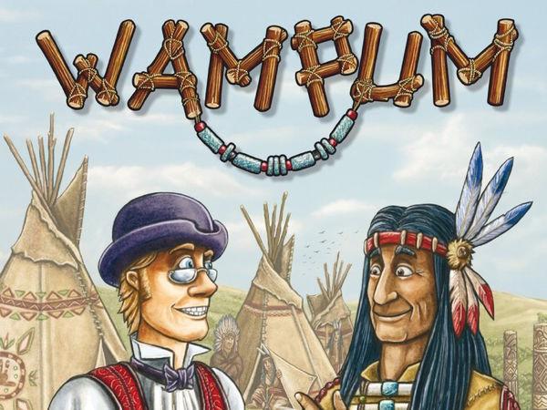 Bild zu Alle Brettspiele-Spiel Wampum