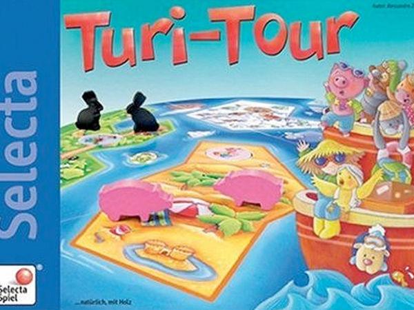 Bild zu Alle Brettspiele-Spiel Turi-Tour