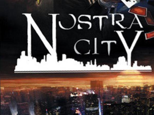 Bild zu Alle Brettspiele-Spiel Nostra City