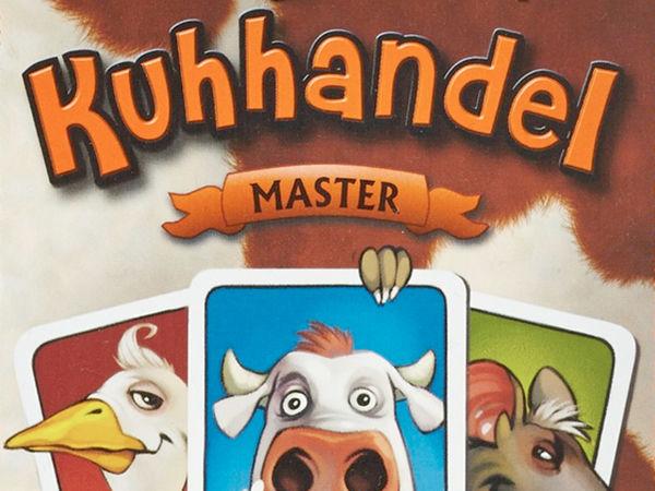 Bild zu Alle Brettspiele-Spiel Kuhhandel Master