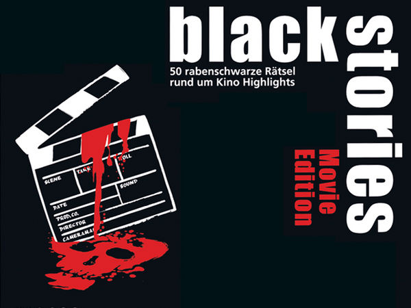 Bild zu Alle Brettspiele-Spiel Black Stories: Movie Edition