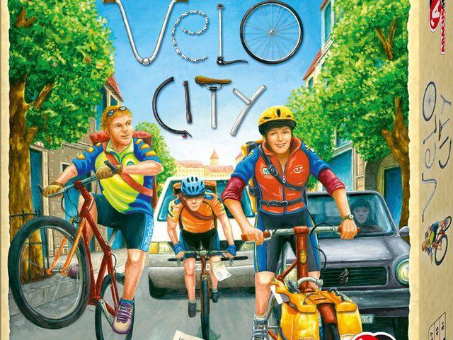 Velo City Bild 1