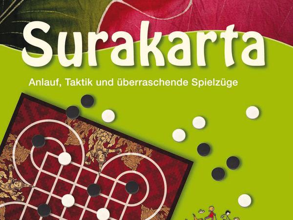 Bild zu Alle Brettspiele-Spiel Surakarta