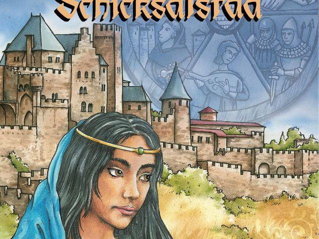Carcassonne: Das Schicksalsrad Bild 1