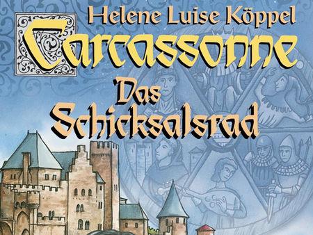 Carcassonne: Das Schicksalsrad