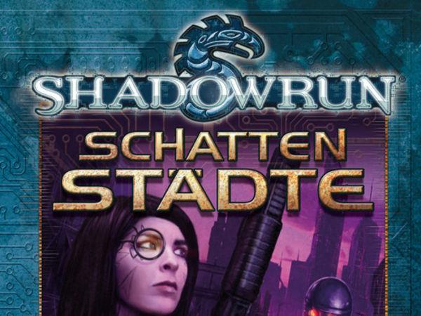 Bild zu Alle Brettspiele-Spiel Shadowrun - Schattenstädte