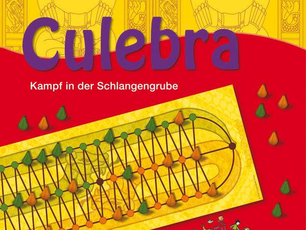 Bild zu Alle Brettspiele-Spiel Culebra