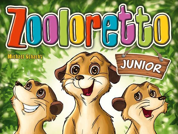 Bild zu Alle Brettspiele-Spiel Zooloretto Junior