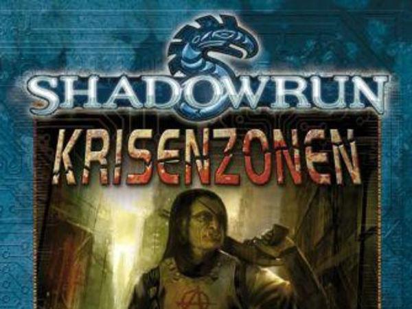Bild zu Alle Brettspiele-Spiel Shadowrun - Krisenzonen