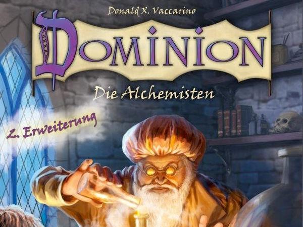 Bild zu Alle Brettspiele-Spiel Dominion: Die Alchemisten