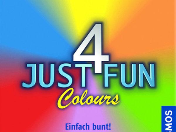 Bild zu Alle Brettspiele-Spiel Just 4 Fun: Colours