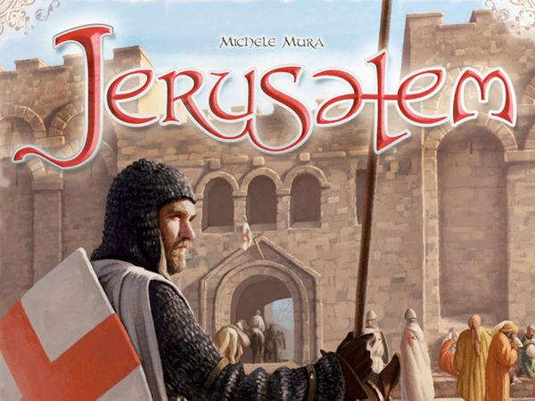 Bild zu Alle Brettspiele-Spiel Jerusalem