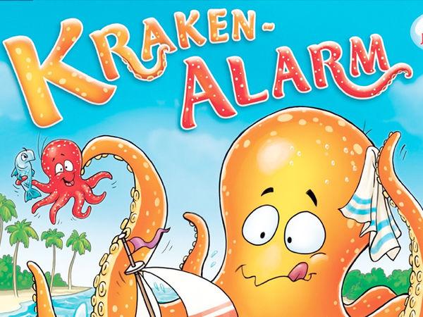Bild zu Alle Brettspiele-Spiel Kraken-Alarm