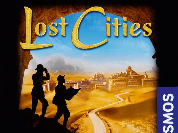 Bild zu Alle Brettspiele-Spiel Lost Cities