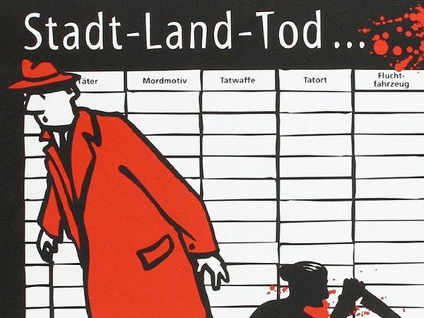 Bild zu Alle Brettspiele-Spiel Stadt - Land - Tod