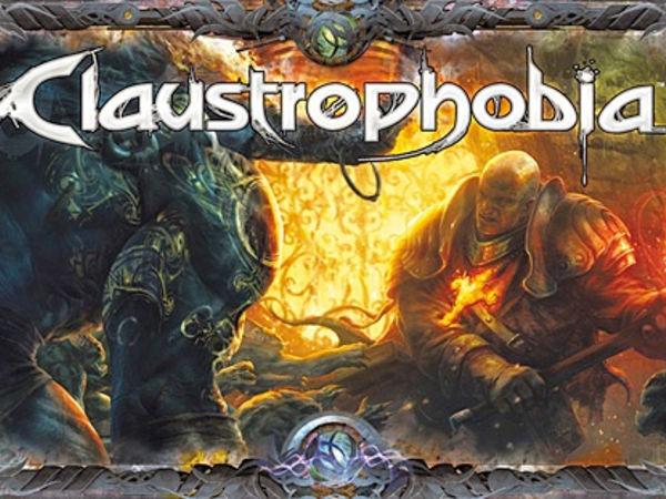 Bild zu Alle Brettspiele-Spiel Claustrophobia