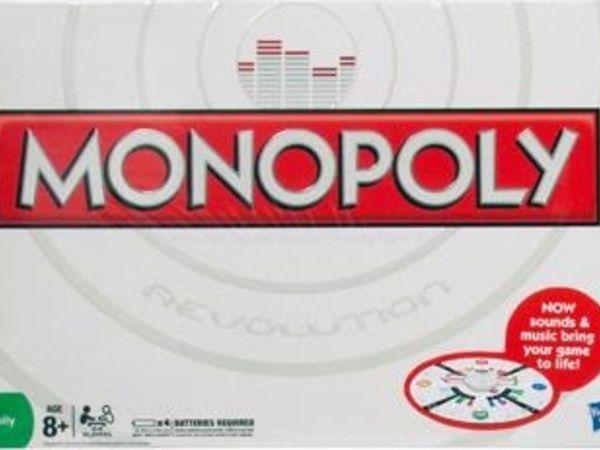 Bild zu Alle Brettspiele-Spiel Monopoly Revolution