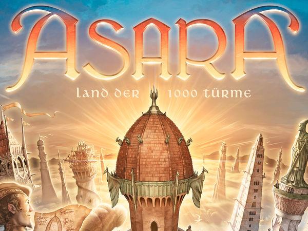 Bild zu Alle Brettspiele-Spiel Asara