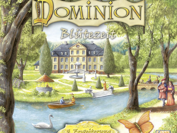 Bild zu Alle Brettspiele-Spiel Dominion: Blütezeit