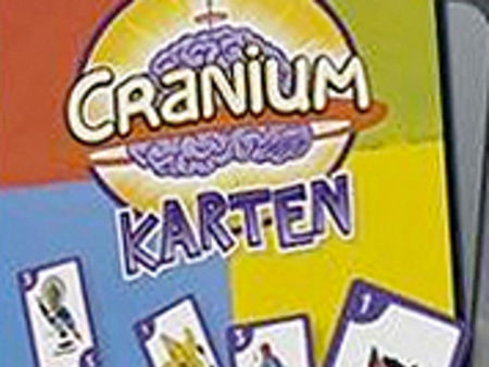 Cranium: Karten