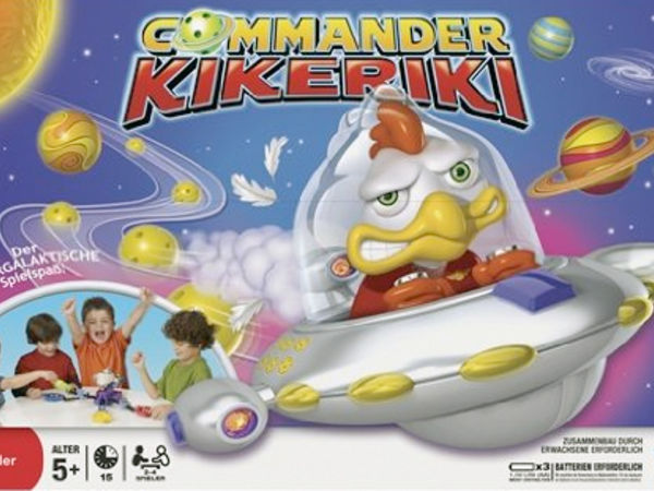 Bild zu Alle Brettspiele-Spiel Commander Kikeriki