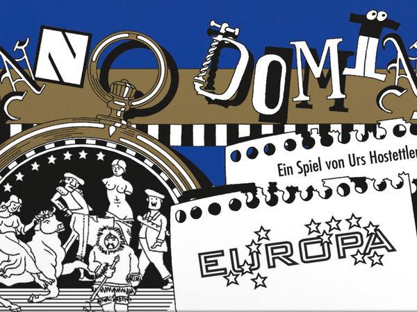 Bild zu Alle Brettspiele-Spiel Anno Domini - Europa