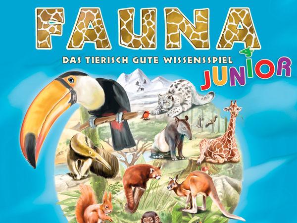 Bild zu Alle Brettspiele-Spiel Fauna Junior