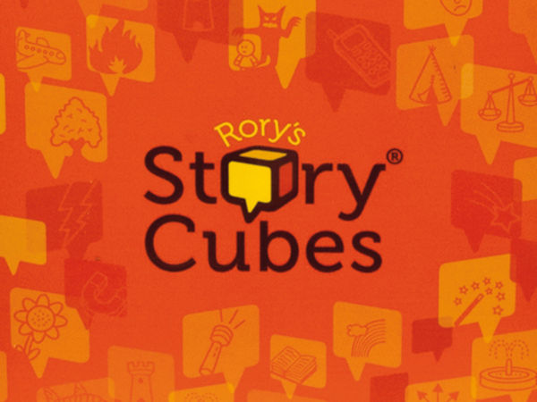 Bild zu Alle Brettspiele-Spiel Rory's Story Cubes