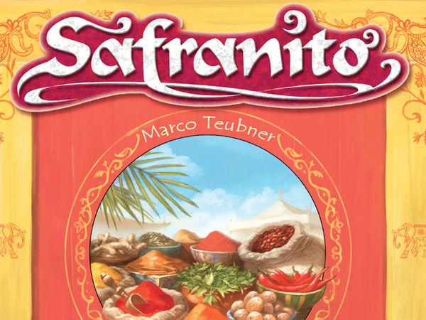 Bild zu Alle Brettspiele-Spiel Safranito