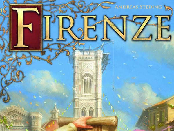 Bild zu Alle Brettspiele-Spiel Firenze