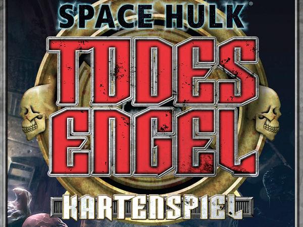 Bild zu Alle Brettspiele-Spiel Space Hulk: Todesengel - Kartenspiel