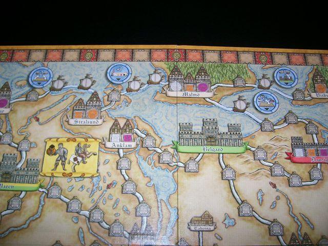 Hansa Teutonica: Die Ost-Erweiterung Bild 1