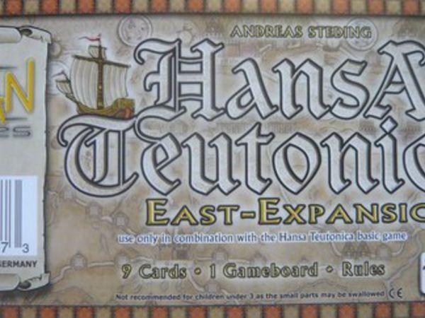 Bild zu Alle Brettspiele-Spiel Hansa Teutonica: Die Ost-Erweiterung