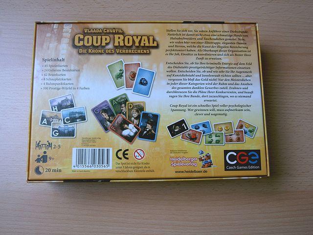 Coup Royal Bild 1