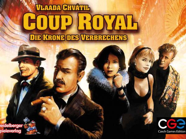 Bild zu Alle Brettspiele-Spiel Coup Royal