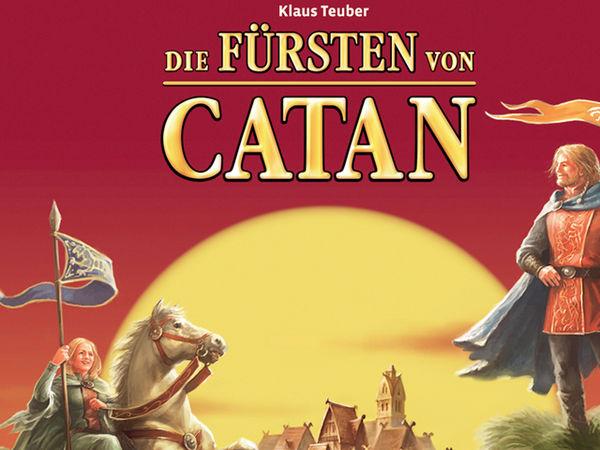 Bild zu Alle Brettspiele-Spiel Die Fürsten von Catan