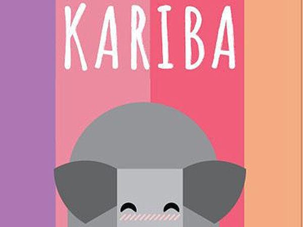 Bild zu Alle Brettspiele-Spiel Kariba