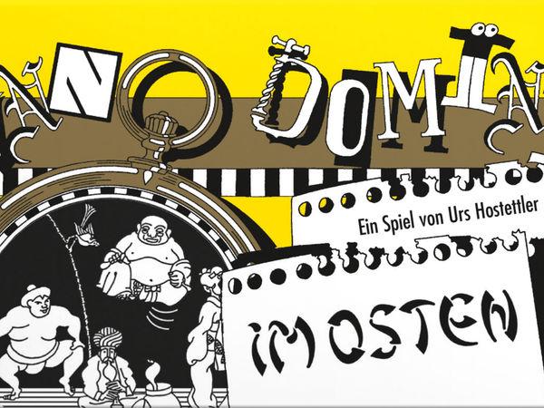 Bild zu Alle Brettspiele-Spiel Anno Domini - Im Osten