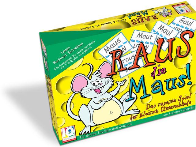Raus die Maus Bild 1
